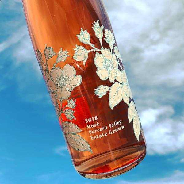 Atze's Corner Wild Rose 2018 Rose Wine
