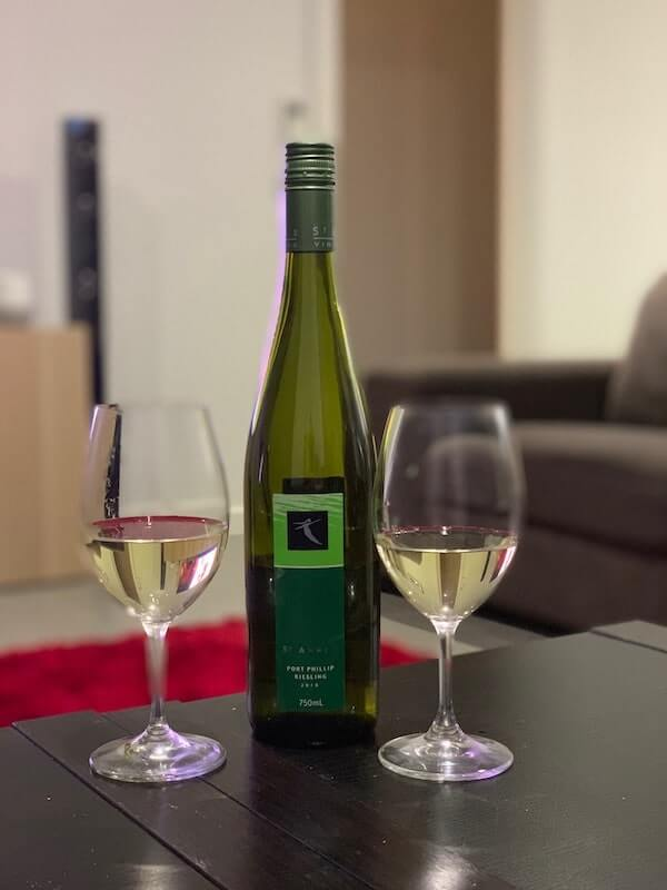 St Anne's Winery 2018 Port Phillip Riesling