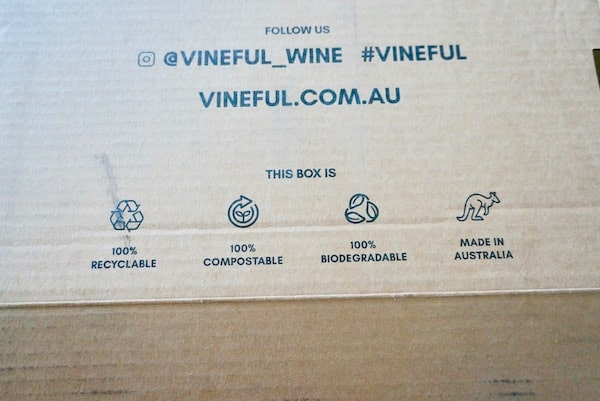 Vineful Recyclable box