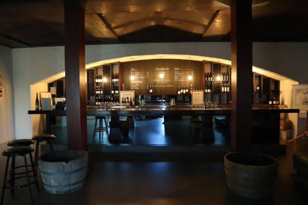 the forest hill cellar door