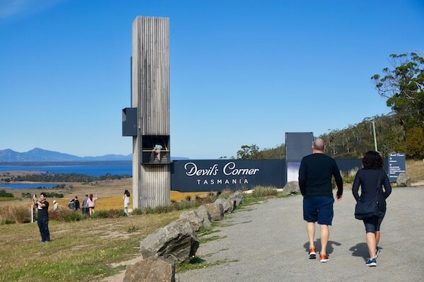 Devil's Corner Tasmania Wineries