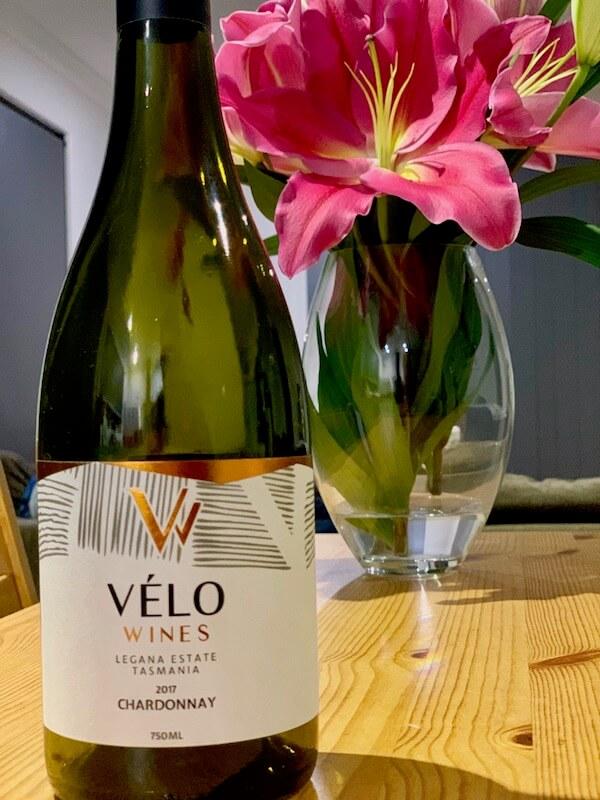 Velo Wines Legana Estate 2017 Chardonnay - Tasmania