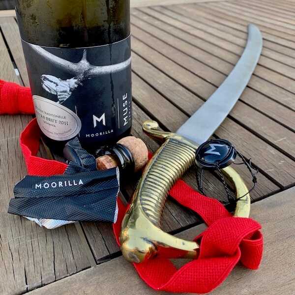 Moorilla 2013 Muse Brut and Sabre