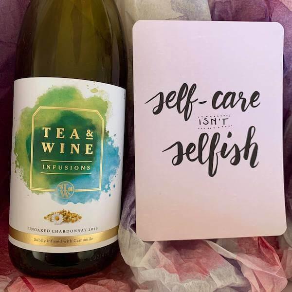 Tea and Wine 2019 Unoaked Chardonnay