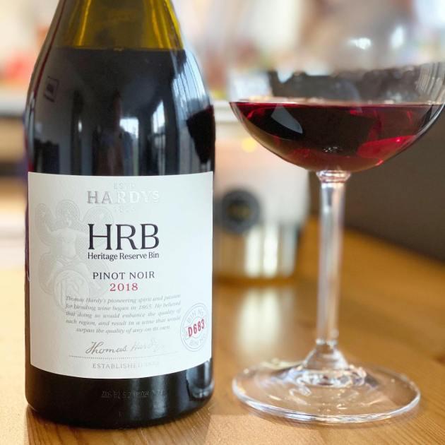 Hardys HRB 2018 Pinot Noir - Bin D683
