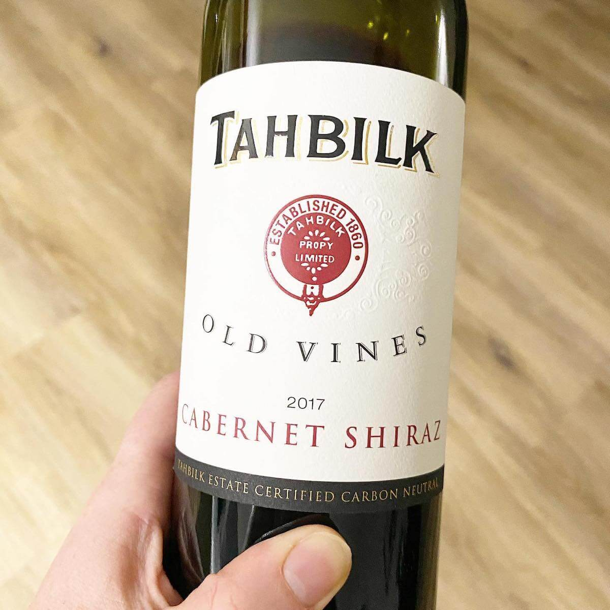 Tahbilk Old Vines 2017 Cabernet Shiraz