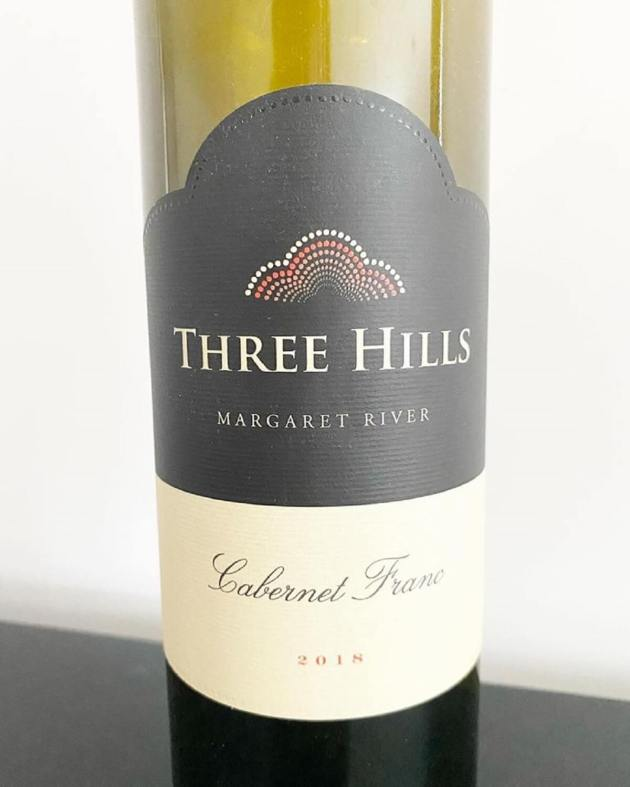Three Hills 2018 Cabernet Franc