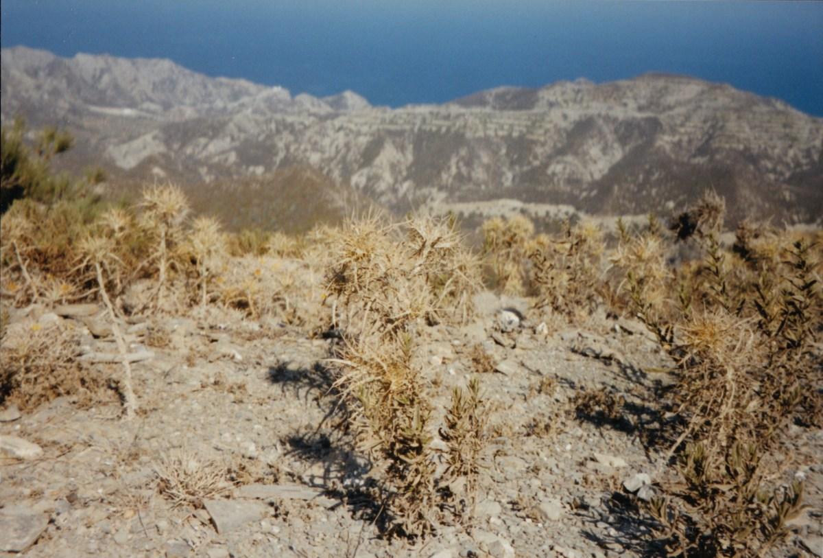 karpathos view