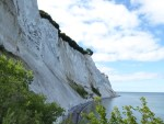 The family friendly island of Moen, Denmark will get kids into geology.