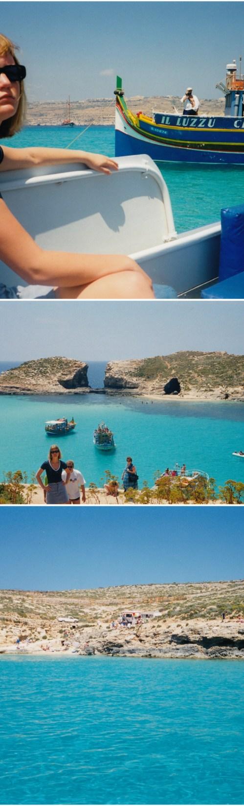 gozo blue lagoon-vert