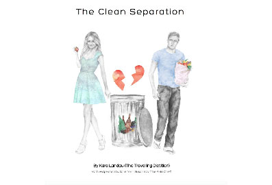 Published Book: The Clean Separation