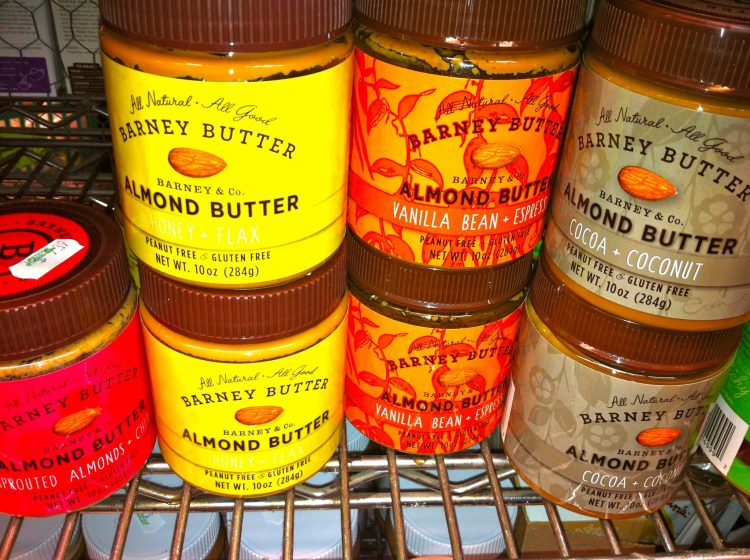 nut butter varieties
