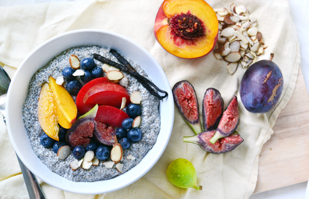 the best chia seed pudding recipe