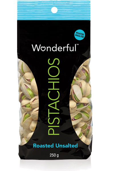 wonderful pistachios Australia