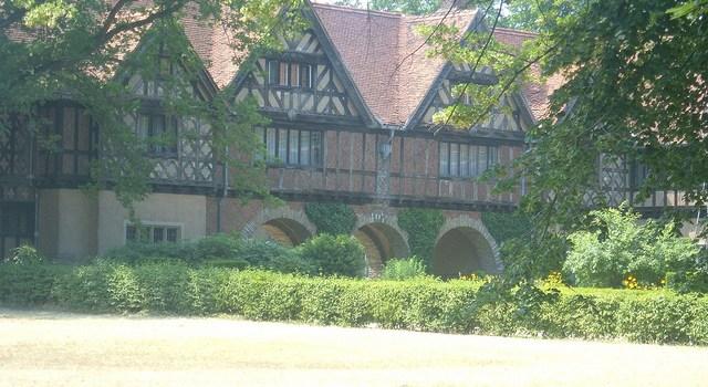 Un escenario histórico: Cecilienhof en Potsdam