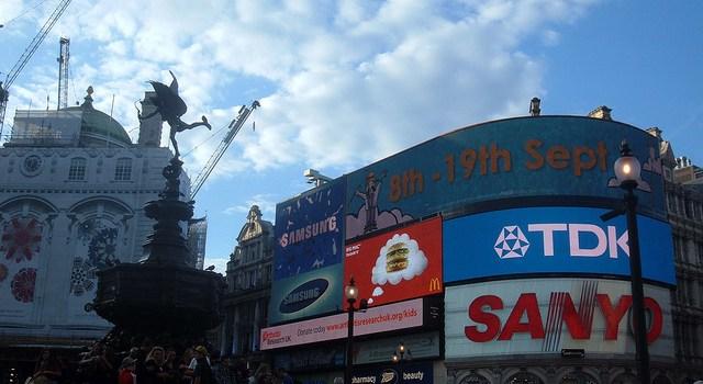 Que ver en Piccadilly Circus