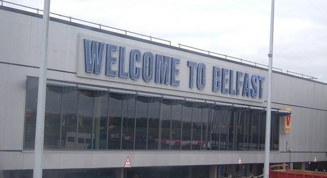 Segunda parada en Irlanda, Belfast