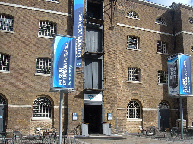museum of docklands 640