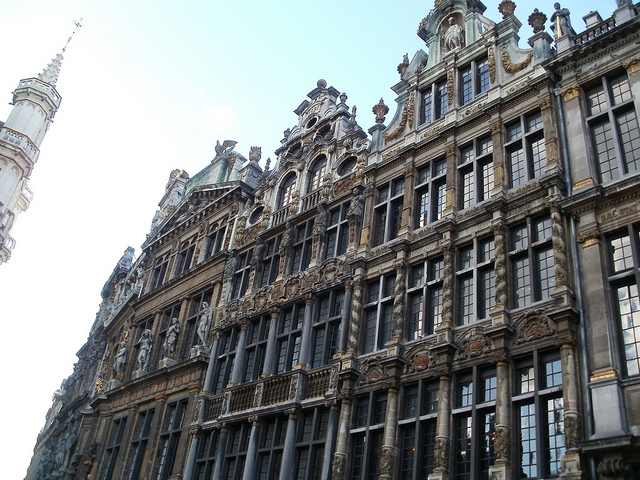 asi fue el viaje a Bruselas 640