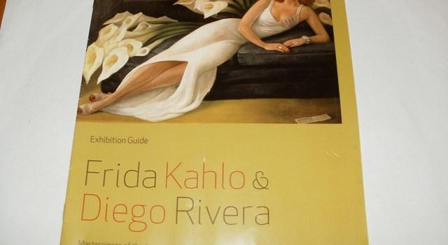 Frida Kahlo en el IMMA de Dublín