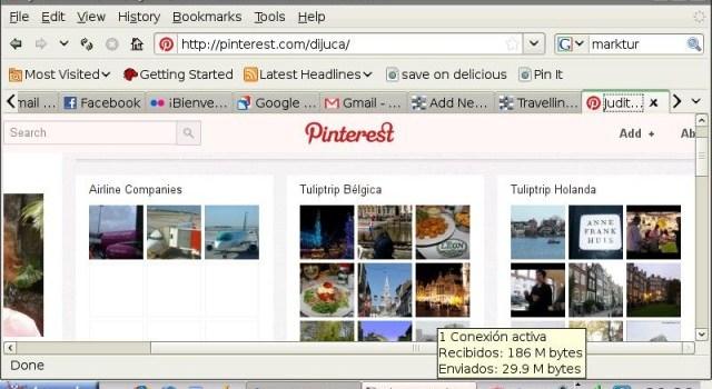 Pinterest o cómo compartir contenidos demasiado fácilmente