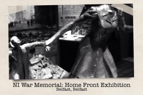 North Ireland War Memorial, Belfast