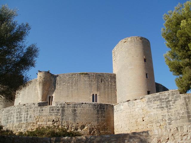 castillo de bellver 640