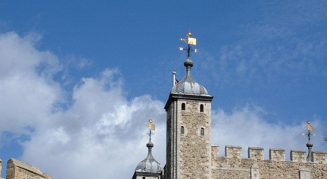 Tower of London, la fortaleza de Londres
