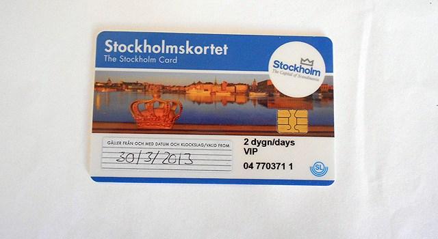 Aprovecha al máximo tu viaje a Estocolmo con la Stockholm card
