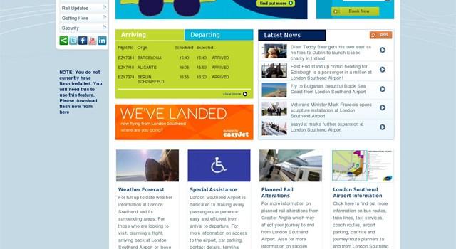 Traslados entre aeropuertos de Londres (y6): Londres Southend