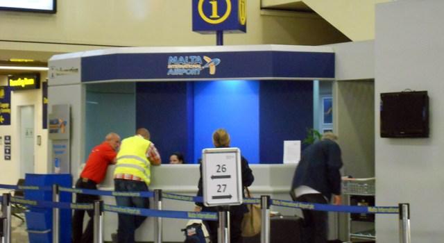 Datos prácticos del Aeropuerto de Malta