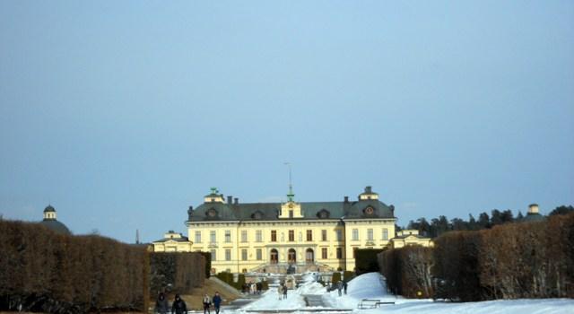 Visita al Palacio de Drottningholm en Invierno