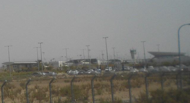 Datos Prácticos del Aeropuerto de Tel Aviv