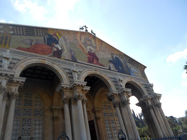Basílica de la Agonía, Jerusalén