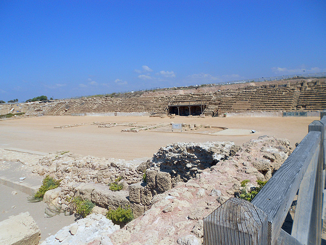Cesarea Marítima, Israel
