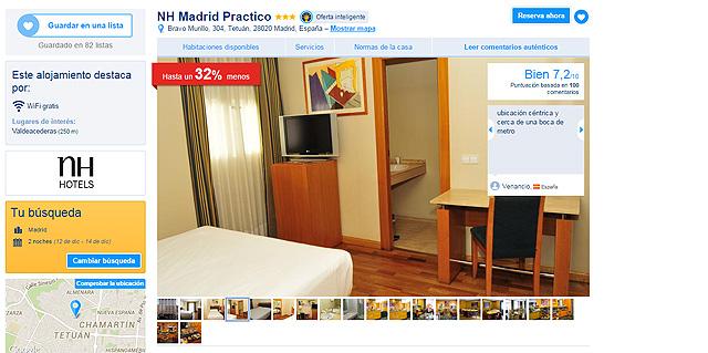 hotel-nh-practico