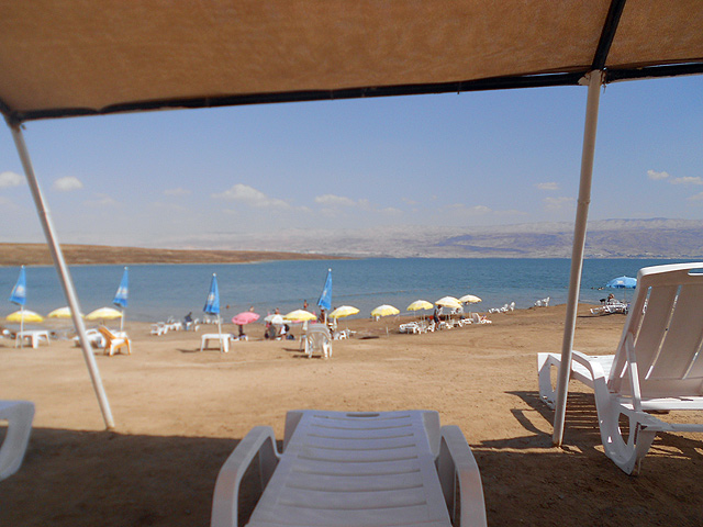 Kalia Beach, Mar Muerto