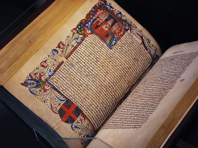 Carta Magna Carta Antiquae Magna Carta Trails