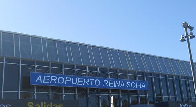 Datos Prácticos del Aeropuerto de Tenerife Sur