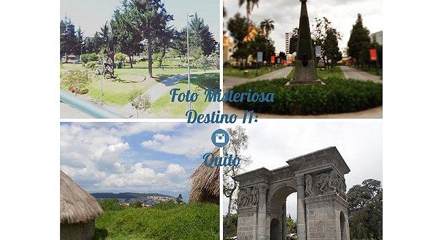 Foto Misteriosa 11: Parques de Quito