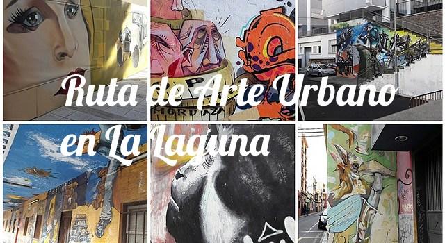 Paseando por las Islas Canarias: Arte Urbano en La Laguna