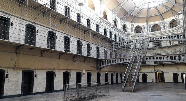 Kilmainham Gaol, la prisión de la hambruna y los revolucionarios en Dublín