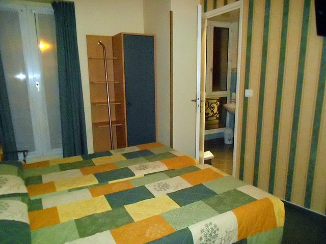Nuestra habitación en Maison du Pré, nuestro hotel en París