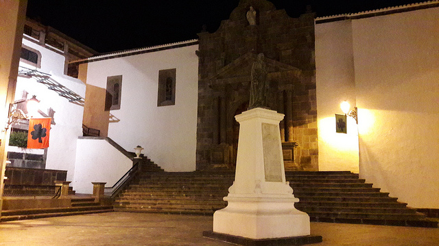 San Patricio O'Daly en Santa Cruz de la Palma