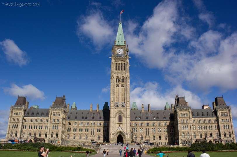 Il parlamento canadese