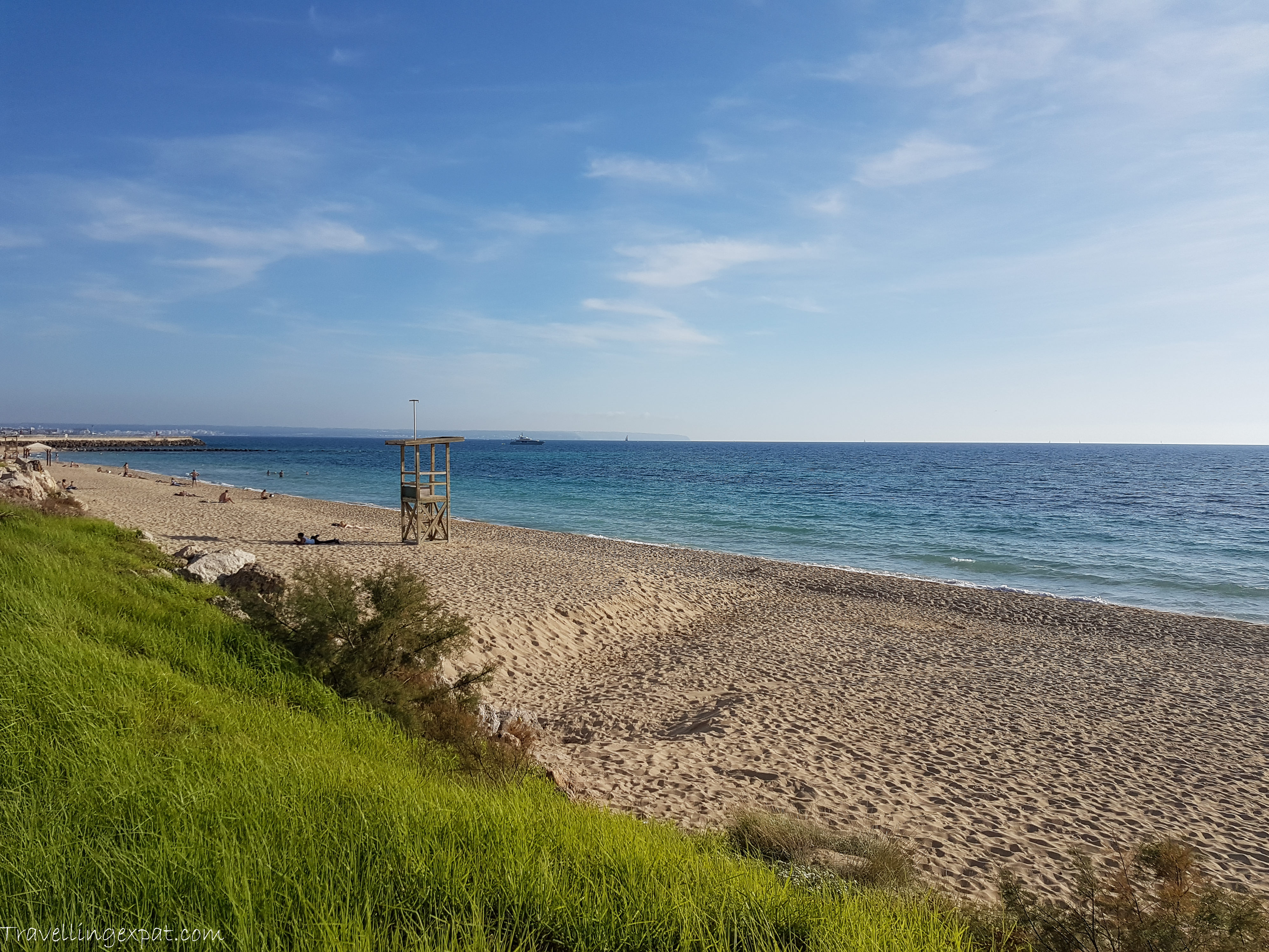 Spiaggia di Palma di Maiorca