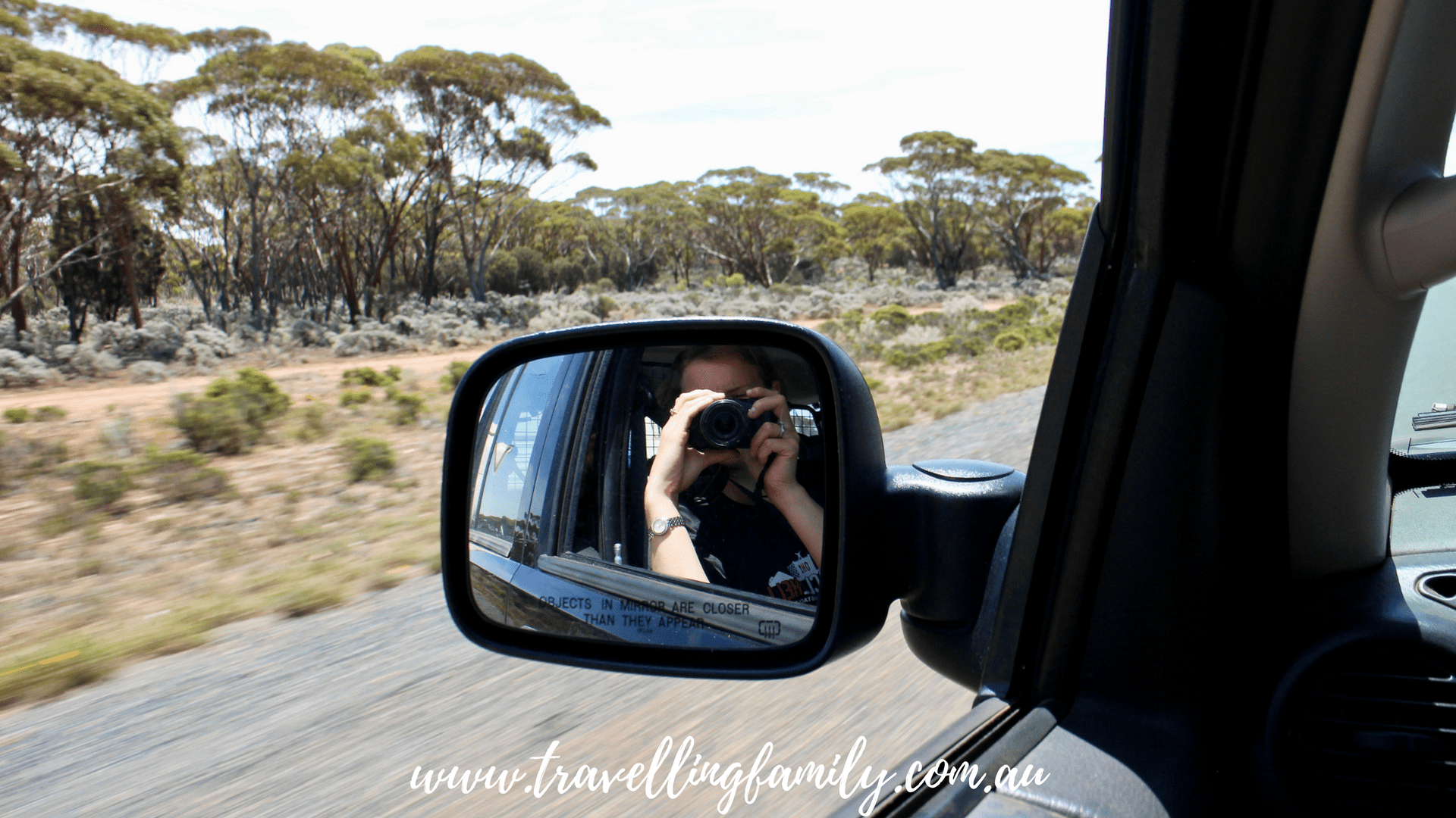 Travelling Family Australia - Crossing the Nullarbor