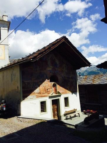 Cappella di Lignod
