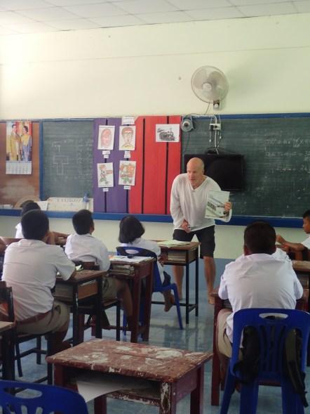 Teacher Mark's Class
