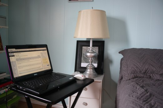 My new workstation...it does the trick :P